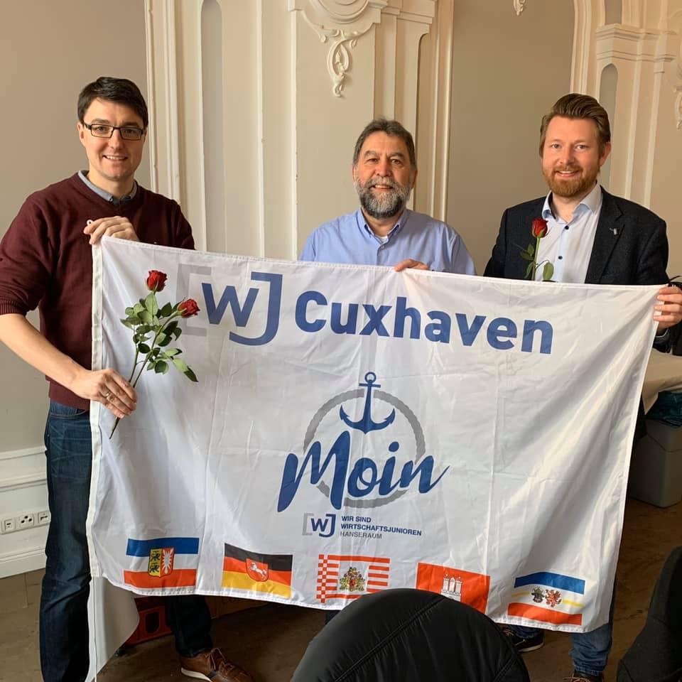 Wirschaftsjunioren Cuxhaven Delegiertenversammlung des Hanseraums in Hameln