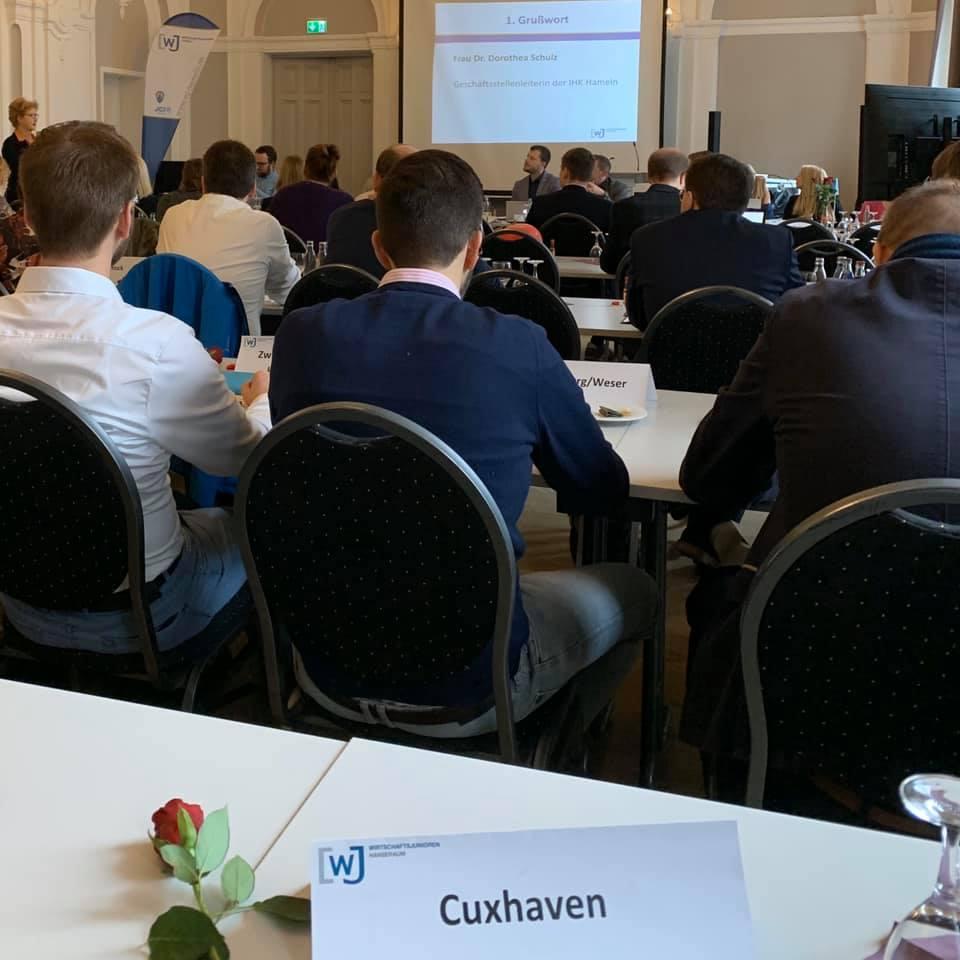 Wirtschaftsjunioren Cuxhaven Delegiertenversammlung 2020
