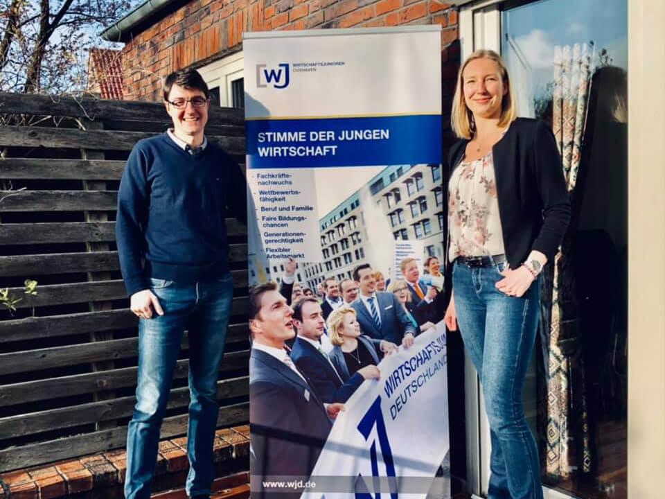 wirtschaftsjunioren-Cuxhaven-Mitgliederversammlung-Sprecherin2021